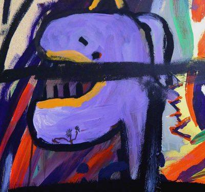 Úlfur Karlsson Artist - BITE – 2012 (detail)