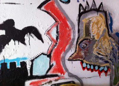 Úlfur Karlsson Artist - Graffity-2013