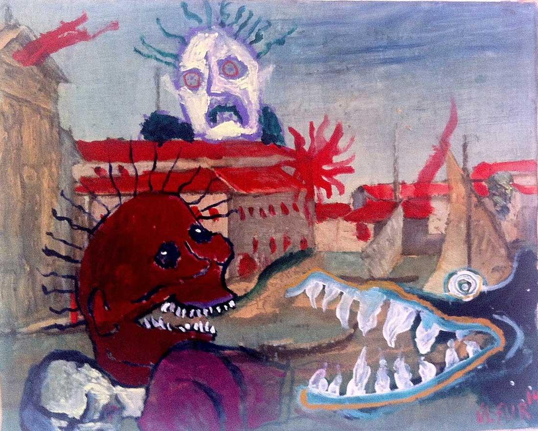 Úlfur Karlsson Artist - Menningarreisa – Culture Tourism
