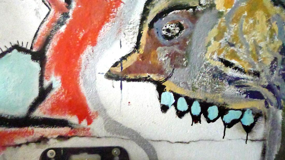 Úlfur Karlsson Artist - Graffity 2013