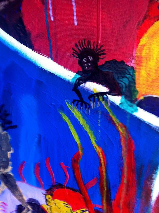 Úlfur Karlsson Artist - Detail Stills