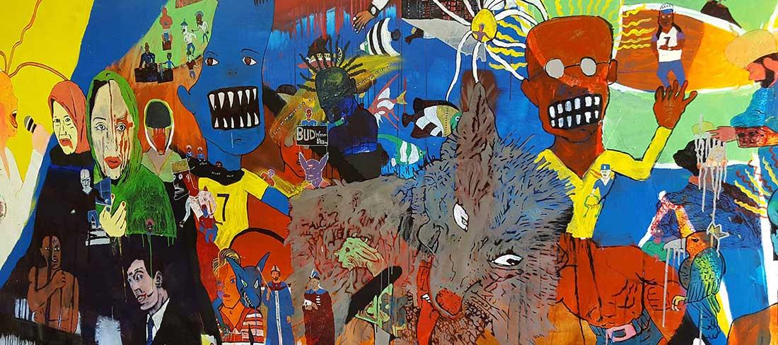 Úlfur Karlsson Artist - By Proxy II