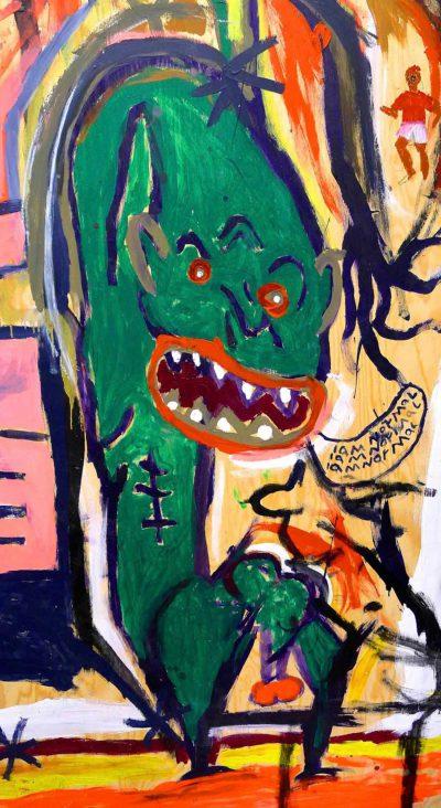 Úlfur Karlsson Artist - I am normal 2012