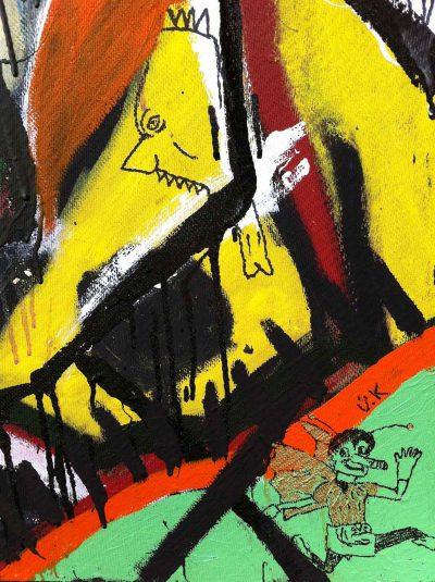Úlfur Karlsson Artist - No title